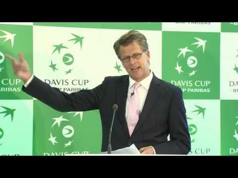 Davis Cup by BNP Paribas 2014 Draw