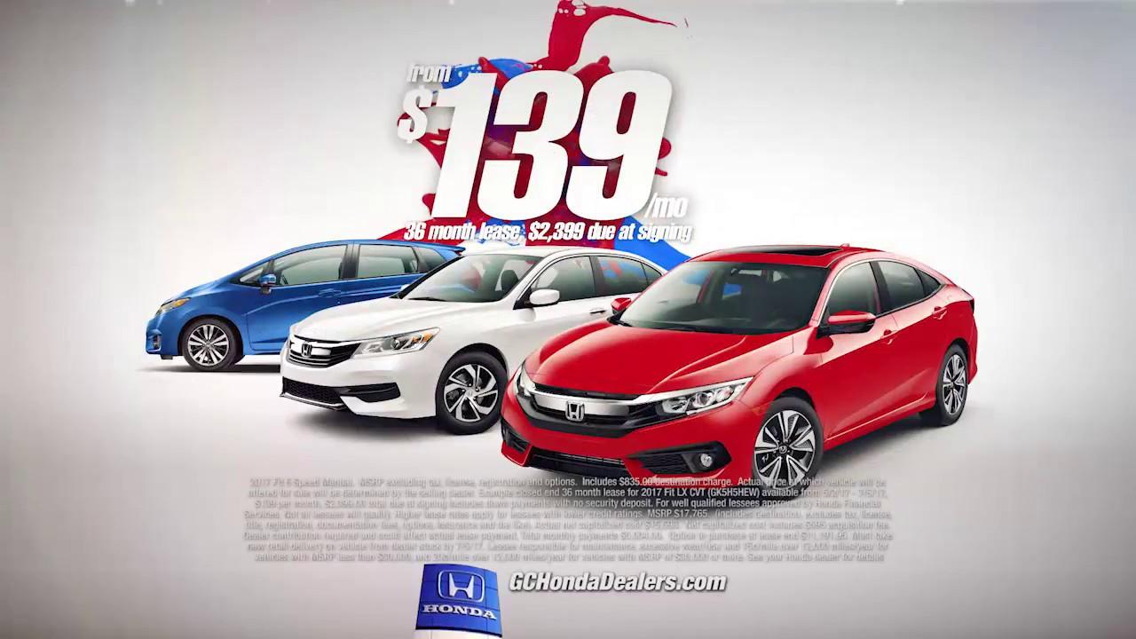 Honda Memorial Day Sale 2017 >> Memorial Day Sales Event 15