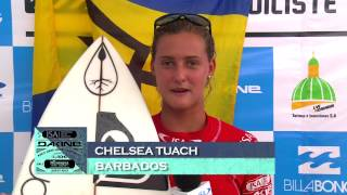 Day 6 Video Highlight 2013 DAKINE ISA World Junior Surfing Championship
