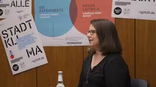 Sara begrünt mit euch die Zukunftsstadt Lüneburg