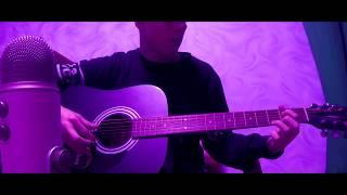 Sting - Shape of my heart на гитаре РАЗБОР