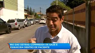 Paciente morre por negligência em Rio das Ostras