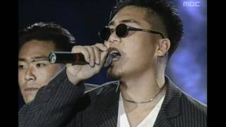 Solid - Holding the End of This Night, 솔리드 - 이 밤의 끝을 잡고, MBC Top Music 19950804