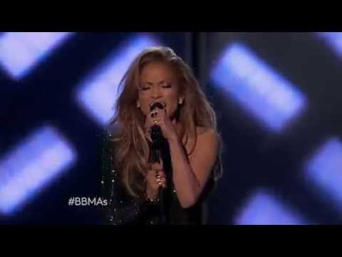 Jlo's Reign - Jennifer Lopez - First Love - Live Billboard Music Awards - HD