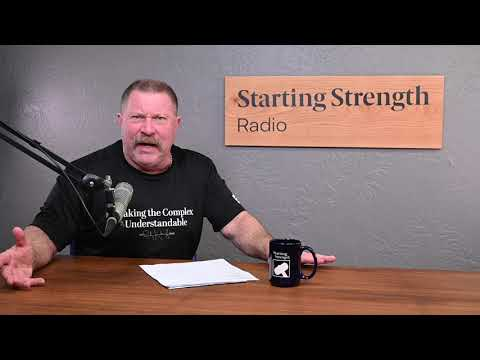 Strength And Grappling Sports - Starting Strength Radio Clips