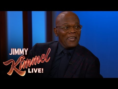 'Did I Say That?' with Samuel L. Jackson