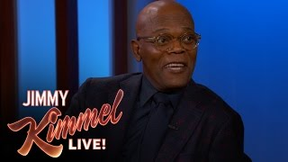 Video 'Did I Say That?' with Samuel L. Jackson download MP3, 3GP, MP4, WEBM, AVI, FLV Agustus 2018