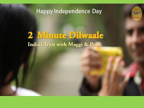 Comedy Hunt #1 - Do Minute Dilwaale - India's tryst with Maggi and Porn from YouTube · Duration:  2 minutes 16 seconds