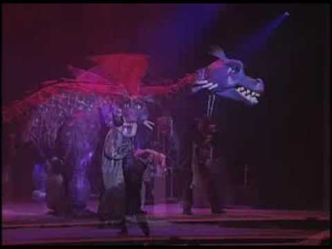 Croswell Opera House Dragon Rental