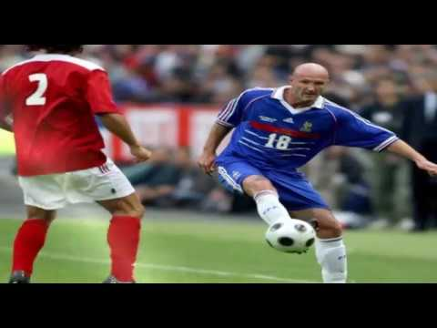 PROFILE - FRANK LEBOEUF Legend Of france  National Team