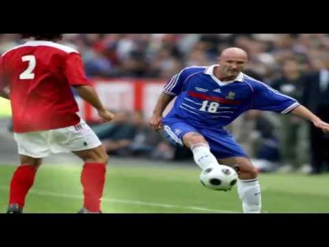 PROFILE  FRANK LEBOEUF Legend Of france  National Team