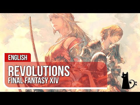 """Revolutions"" (Final Fantasy XIV: Stormblood) Vocal Cover by Lizz Robinett"