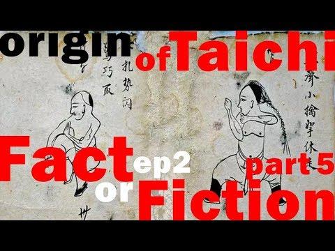 TriEssence : Fact or Fiction Ep2 The Origin of Taichi part 5 Hongdong Tongbei