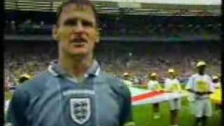 National Anthem England Euro 96