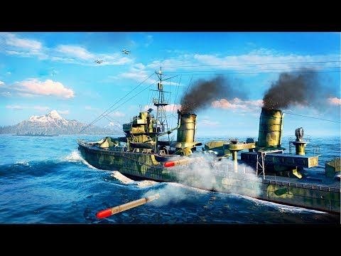 [LIVE🔴] Favorite Ships, Best Cruisers, & New Upgrades | World of Warships  Gameplay