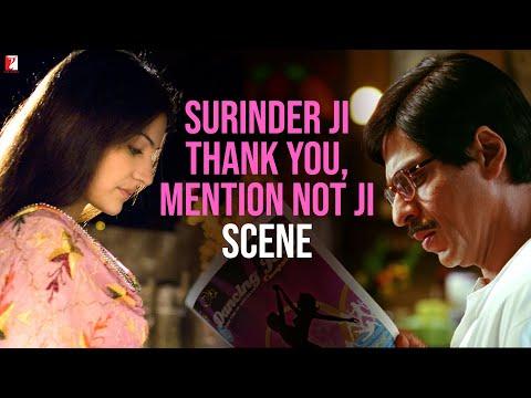 Thank You | Scene | Rab Ne Bana Di Jodi | Shah Rukh Khan | Anushka Sharma