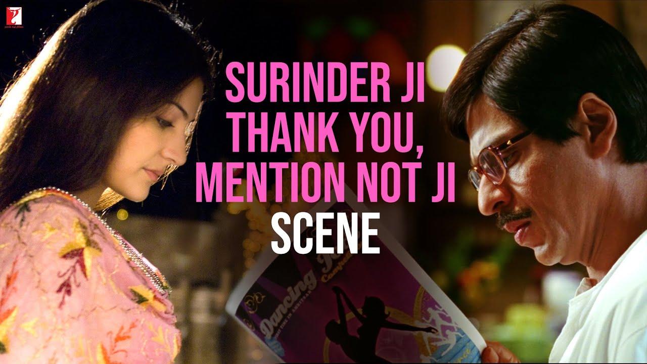 Download Thank You | Scene | Rab Ne Bana Di Jodi | Shah Rukh Khan | Anushka Sharma
