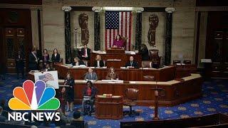 Trump Impeached After Historic Vote | Nbc News Live Stream Recording