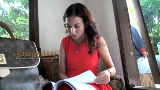 Karina Nadila Ternyata Suka Baca Mantra?
