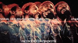 Marvin Gaye-  Sexual Healing (Shokstix Remix) FREE DOWNLOAD
