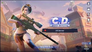 How to fix lag in creative destruction this method not for 1 GB ram phones 📵
