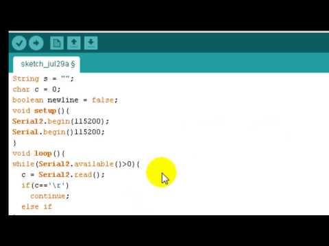Arduino Examples: Como Enviar Y Recibir Strings Por Bluetooth Part 2