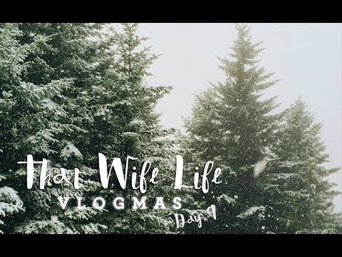 VLOGMAS DAY 9 | Part 9 of a Day in the Life | That Wife Life