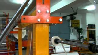 видео: BMS68PK пакет боковым швом,пленка PP-для узких пакетов-2