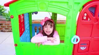 Laurinha tinha uma irmã gêmea