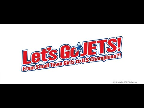 【Movie】Let's Go, JETS!  From Small Town Girls to U.S. Champions?! (Trailer)【English subtitles】