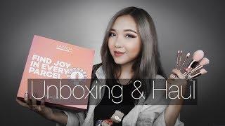   Unboxing + Haul   Tháng 10 Có Gì Mới ?   VÂN THỎ