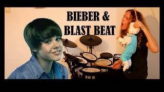 BLAST BEAT and Justin Bieber - Baby