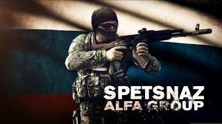 Lực lượng đặc nhiệm ưu tú Spetsnaz của Nga
