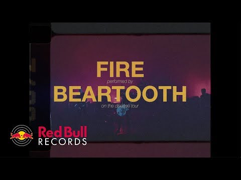 Beartooth - Fire (Official Live Video)