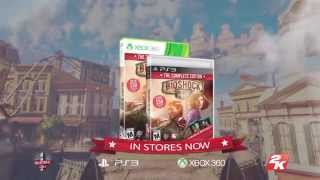 BioShock Infinite: The Complete Edition Launch Trailer