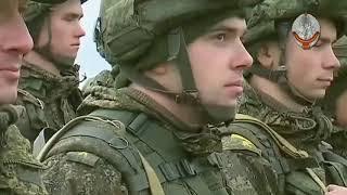 Марш Кремлевских Курсантов 2017