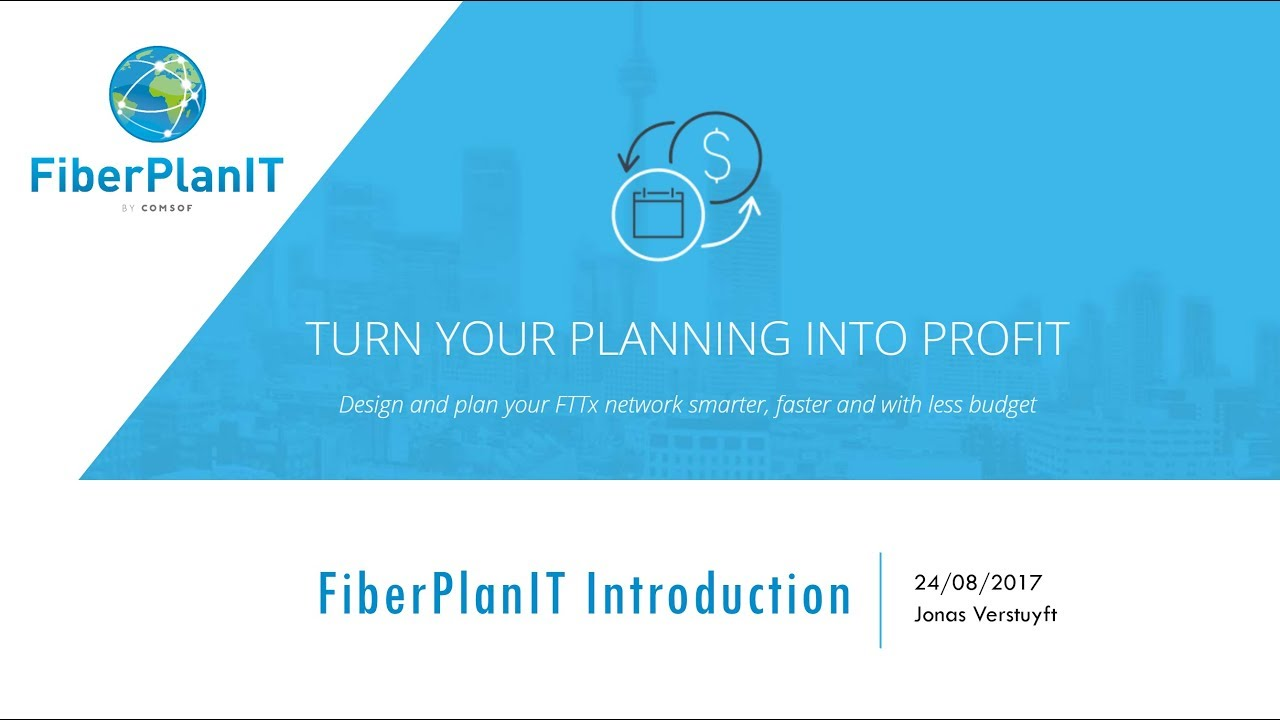 plan design build with fiberplanit youtube