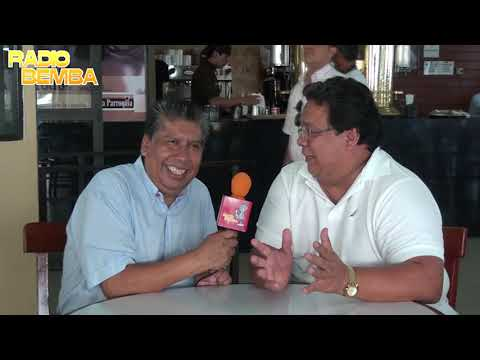 Radio Bemba  prog. 137 invitado  Rolando Vaskez Fernández
