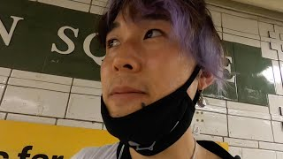I tried busking in NYC during a pandemic (vlog)