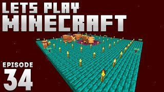 iJevin Plays Minecraft - Ep. 34: INFINITE PORK/LEATHER! (1.15 Minecraft Let's Play)