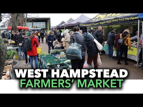 Small Town London | West Hampstead Farmers' Market