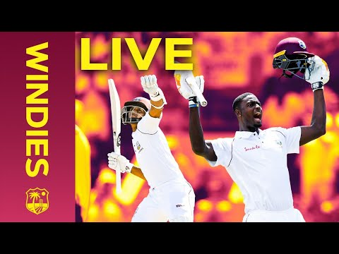 LIVE FULL Replay   Windies v England 1st Test Day 3 - FULL DAY   Windies