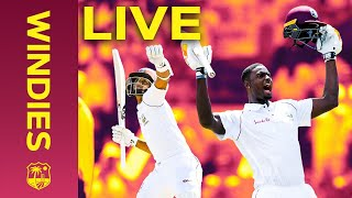 LIVE FULL Replay | Windies v England 1st Test Day 3 - FULL DAY | Windies