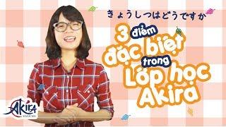 Lớp học tiếng Nhật tại Akira có gì đặc biệt? Cùng Liên sensei tìm h...