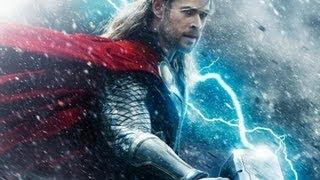 Смотреть «Тор 2: Царство тьмы» 2013 онлайн первый русский Трейлер фильма (Локи вернулся)