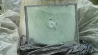 *****DO IT YOURSELF ***** BULLET PROOF GLASS ****
