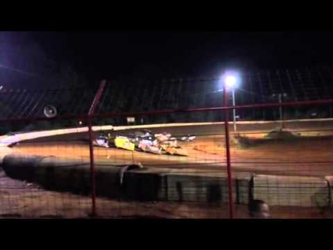 Late Models at Flomaton Speedway 5/16/15