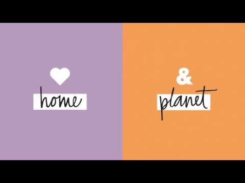 Introducing Love Home and Planet: plant-based home care
