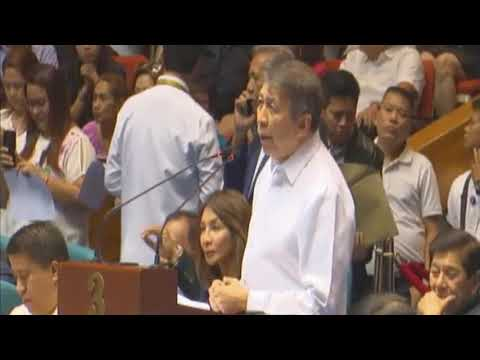 Shouting match erupts as Fariñas questions reso electing Arroyo as Speaker