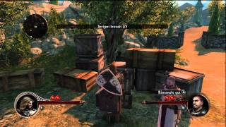 The First Templar - Gameplay HD - ITA - (360/PS3)